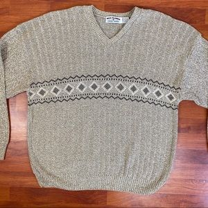 Vintage Made in USA Boca Classics Sweater